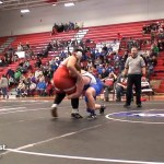 Say Moe vs Tucker Shelton – HS Wrestling 5th Region Tournament
