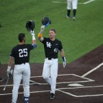 Kentucky Baseball's Breydon Daniel Deposits Pair of Home Runs in Series Opener