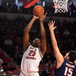 WKU MBB's Bassey Ties C-USA Record with 10th Freshman of the Week Award