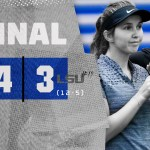 No. 21 Kentucky WTEN Upsets No. 19 LSU on the Road