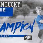 UK WGolf's Bettel Wins Third Championship of the Year at the Clover Cup