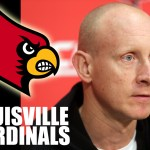 Louisville Basketball Coach Mack Previews NCAA Tournament