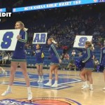 North Laurel HS Girls 2019 Sweet 16 In-Game Cheer Competition