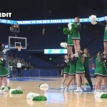 Owensboro Catholic HS Girls 2019 Sweet 16 In-Game Cheer Competition