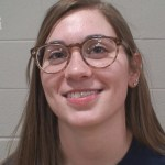 Lady Thunder AAU Basketball Coach Gracie Oliver at WK Sports Ent Bluegrass March Madness