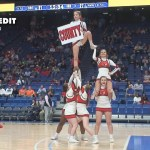 George Rogers Clark HS 2019 Sweet 16 In-Game Cheer Competition