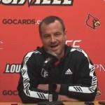 Louisville WBB Coach Jeff Walz Addresses Tennesses Rumors