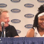Male HS Girls Basketball Sweet 16 Presser vs Boyd County