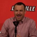 UofL WBB Coach Jeff Walz on WIN vs NC State