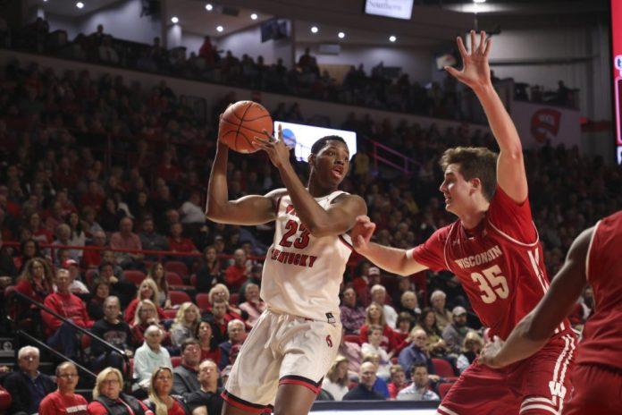 Western Kentucky University mens basketball 2018-19