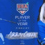 UK Softball's Abbey Cheek Named Finalist for National Player of the Year