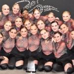 Eastern Kentucky University dance 2019