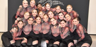 Eastern Kentucky University dance 2019