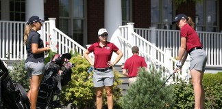 Eastern Kentucky University womens golf 2019