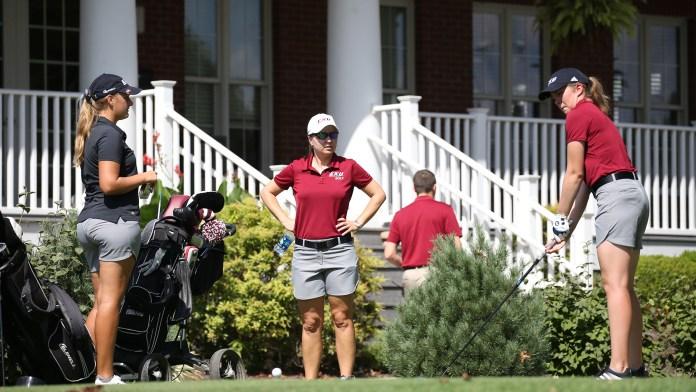 Eastern Kentucky University womens golf 2019