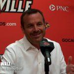Louisville WBB Coach Jeff Walz Previews 2019-20 Team