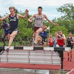 EKU TRACK & FIELD COMPLETE FINAL OVC TUNE-UP AT LOUISVILLE'S LYLES / WOOD INVITATIONAL