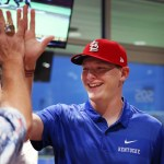 Kentucky Baseball's Zack Thompson Selected No. 19 Overall in 2019 MLB Draft by St. Louis Cardinals