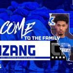 Johnny Juzang Signs NLI with Kentucky Men's Basketball