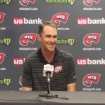 WKU FB: Game 1 Presser / UCA – Head Coach Tyson Helton and Defensive Coordinator Clayton White
