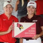 SANDLAND POSTS BEST FINISH EVER, EKU WOMEN'S GOLF PLACES FOURTH AT REDBIRD INVITATIONAL
