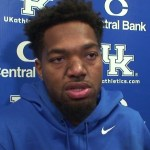 UK Football WR Lynn Bowden Jr Recaps EMU & Wilson Injury