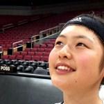 Louisville WBB Norika Konno – 2019 Media Day