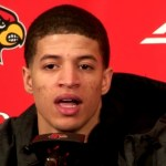 Louisville Basketball Williamson, Sutton & Kimble Postgame vs Indiana State