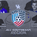 UK MSOC: Four Cats Earn United Soccer Coaches All-Southeast Region Honors