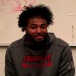 Louisville Football G.G. Robinson on LOSS to Kentucky