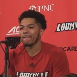 #7 Louisville Basketball Fresh Kimble on LOSS to #18 Florida State