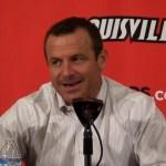 Louisville WBB Coach Walz on WIN vs Wake Forest