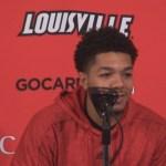 Louisville Basketball Fresh Kimble Previews Florida State