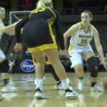 NKU WBB First Half Highlights vs Milwaukee 1-30-20
