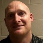 John Hardin HS Basketball Coach McCurry on 75-72 WIN vs Etown, 23-1