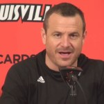 Louisville WBB Coach Walz, Evans & Dunham on LOSS to #17 Florida State