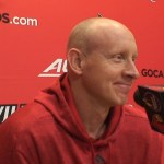 Louisville MBB Coach Chris Mack Previews Georgia Tech
