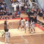 JJ Traynor DUNKS in  2020 5th Region Finals