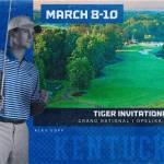 UK MGOLF Begin Play at Tiger Invitational on Sunday