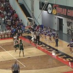 JJ Traynor Alleyoop DUNK For Bardstown in 5th Region Tourney