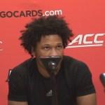 Louisville MBB Dwayne Sutton Previews Virginia Rematch