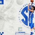Nick Richards – All-SEC First Team, SEC All-Defensive Team, USBWA All-District IV Team