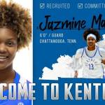 UK WBB: Jazmine Massengill Transfers to Kentucky