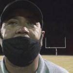Coach Trevent Hayes on Caverna MS Football WIN in 2020 Season Opener