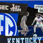 UK WSOC: Rhodes Named All-SEC First Team, Olsen Named SEC All-Freshman Team