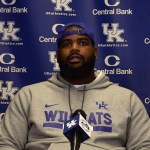 UK Wildcats Football Phil Hoskins Preview South Carolina