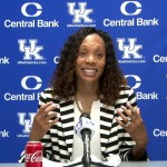 UK Wildcats WBB Coach Elzy Postgame vs Samford