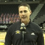 NKU MBB Coach Darrin Horn Postgame vs Youngstown State