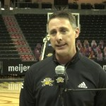 NKU MBB Coach Darrin Horn Postgame vs Youngstown State 2