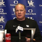 UK Football Coach Stoops – Pre NC State Monday Press Conference TaxSlayer Gator Bowl